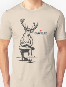 Stag Tee Forces Logo T-Shirt