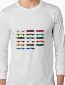 Triumph Spitfire colourways Long Sleeve T-Shirt
