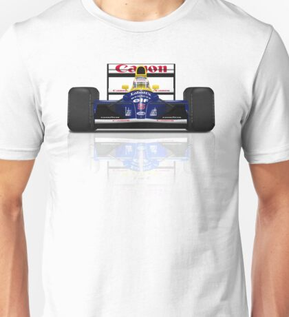 Nigel Mansell - Williams Renault FW14B Unisex T-Shirt