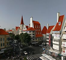 Roofs by Victor  Enrich