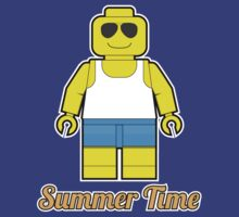 Summer Lego by Stefan Goldman
