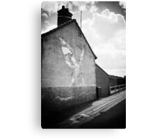 Just want to fly away Canvas Print