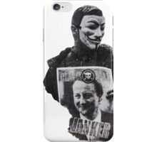 You merchant banker! iPhone Case/Skin
