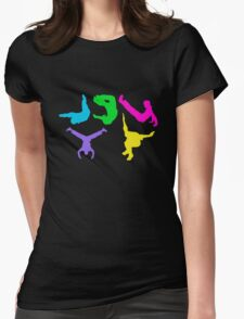 Parkour - Movement In Colour (characters only) T-Shirt