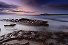 Green Point Twilight by Garth Smith