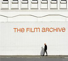 passing the archive by Barbara Fischer