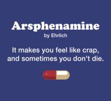 Arsphenamine by Adam Dorman