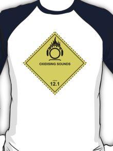WARNING! Oxidizing Sounds T-Shirt