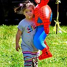 Spider Girl by Robert  Mackert