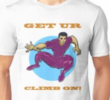 Get Ur Climb On Unisex T-Shirt