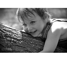 Have you hugged a tree today? Photographic Print