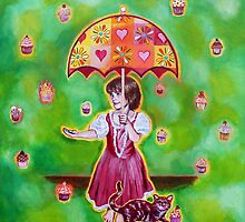 'The Cupcake Shower' by Jerry Kirk