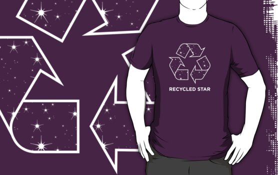 Recycled Star by destinysagent