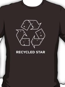 Recycled Star T-Shirt