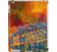 Colored Fences iPad Case/Skin