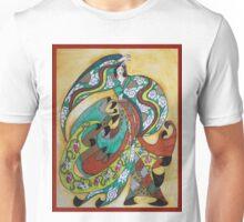 Oriental Dancer Unisex T-Shirt