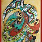 Oriental Dancer by Stormswept