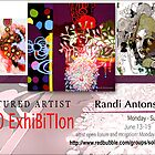 Randi Antonsen, Solo Exhibition Banner by solo-exhibition