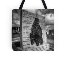 Hunger Strike Memorial Tote Bag
