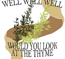 What thyme is it? by Mehness188