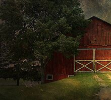 The Red Barn by vigor