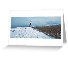 Irondequoit light house Greeting Card
