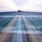 Island of Benidorm, Region of Alicante, Spain by MONIGABI