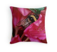 Mr. Bumble Throw Pillow