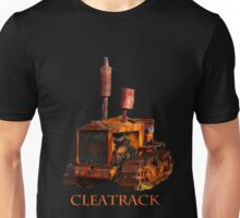 Cleatrack Cat..Tee Unisex T-Shirt