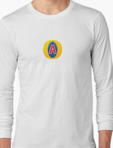 Roger's Lager - The Avenger Nectar Long Sleeve T-Shirt
