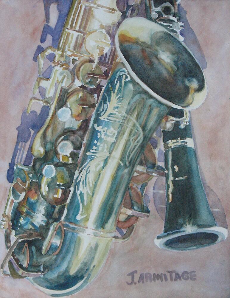 Jazz Buddies by JennyArmitage