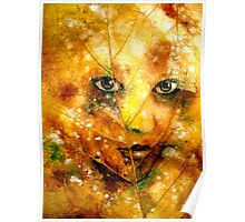 Autumn Angel.. Poster