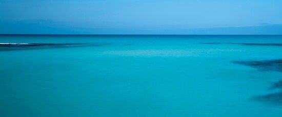 Formentera Sea by Luca Renoldi