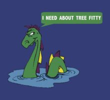 "South park quote ""I need about tree fitty"" said by chef's dad by its-mr-towel"