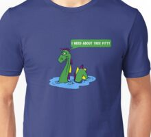 "South park quote ""I need about tree fitty"" said by chef's dad Unisex T-Shirt"