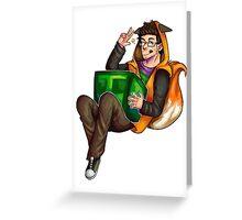 Sly + Hipo Greeting Card