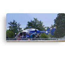 Transport Helicopter Metal Print