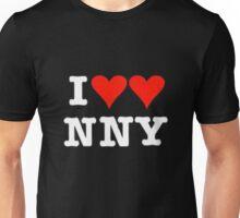 I ♥♥ New New York Dark Varriant Unisex T-Shirt