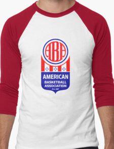 ABA Vintage Men's Baseball ¾ T-Shirt