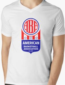 ABA Vintage Mens V-Neck T-Shirt