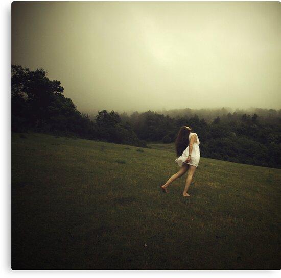 Goodbye to my dancer by Pauline Greefhorst