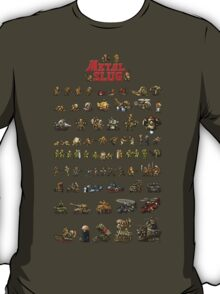 Metal Slug - Design 01 T-Shirt