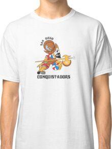 San Diego  Conquistadors Classic T-Shirt