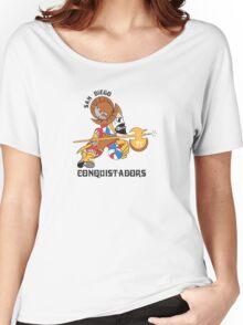 San Diego  Conquistadors Women's Relaxed Fit T-Shirt