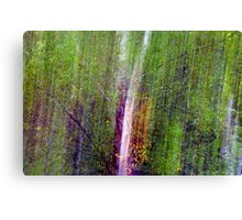 The Forest Matrix. Canvas Print