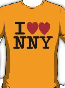 I ♥♥ New New York  T-Shirt