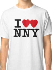I ♥♥ New New York  Classic T-Shirt