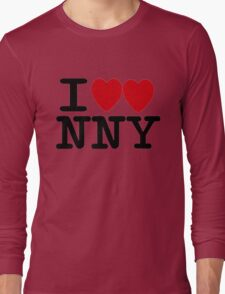 I ♥♥ New New York  Long Sleeve T-Shirt