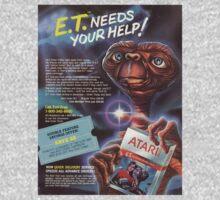 Atari E.T. One Piece - Long Sleeve