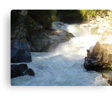 Granite Falls Washington Canvas Print